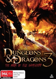 Dungeons & Dragons: The Book of Vile Darkness on DVD