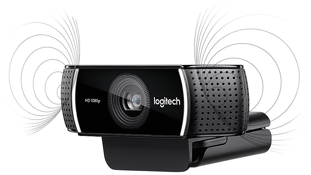 Logitech C922 Pro Stream Webcam image