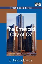 The Emerald City of Oz by L.Frank Baum image