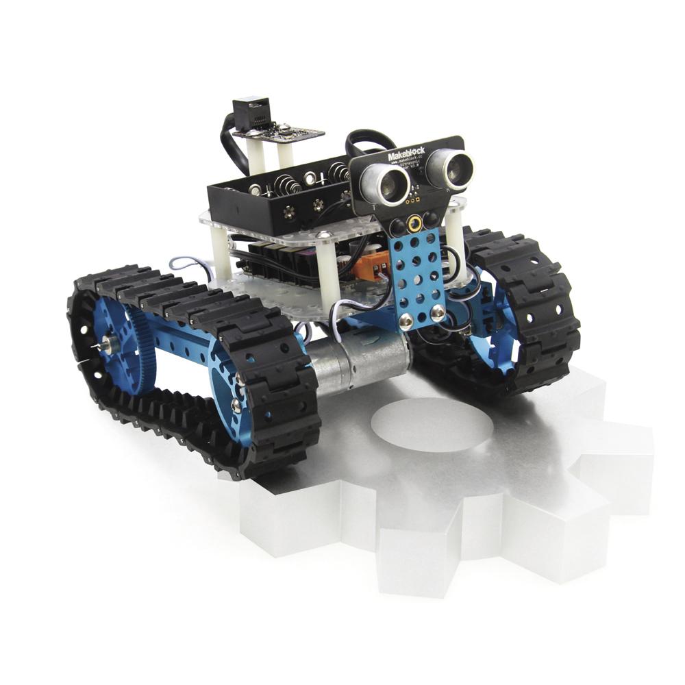 Makeblock: Starter Robot Kit (Bluetooth) image