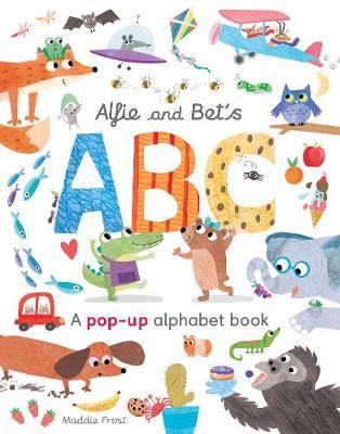 Alfie and Bet's ABC by Patricia Hegarty image
