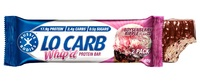 Aussie Bodies Lo Carb Whip'd Protein Bars - Boysenberry Ripple (12x60g) image