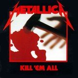 Kill 'Em All (LP) by Metallica