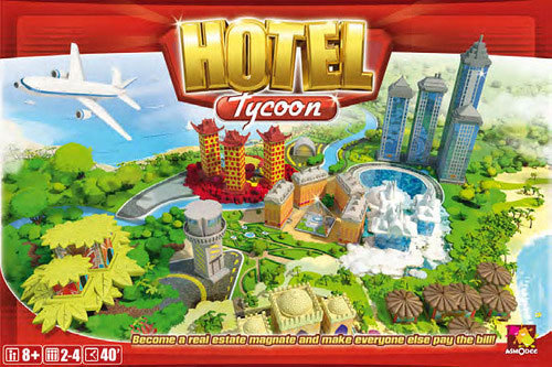 Hotel Tycoon - Board Game