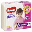 Huggies Ultra Dry Nappy Pants - Toddler Girl 9-14 kg (20)