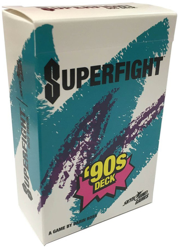 Superfight!: The 90's Deck