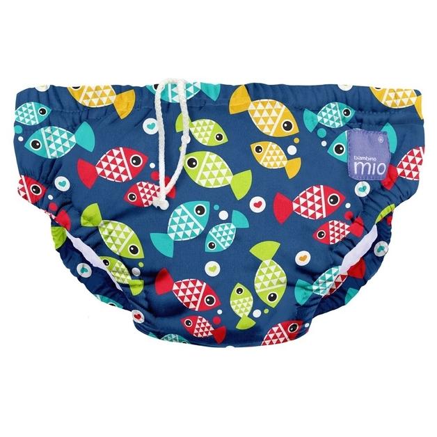 Bambino Mio: Swim Nappies - Aquarium (Medium/7-9kg)
