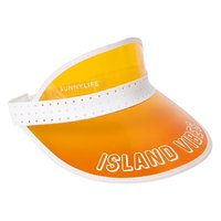 Sunnylife Retro Sun Visor - Neon Orange