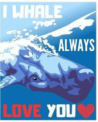 I Whale Always Love You by Mammal H2o image