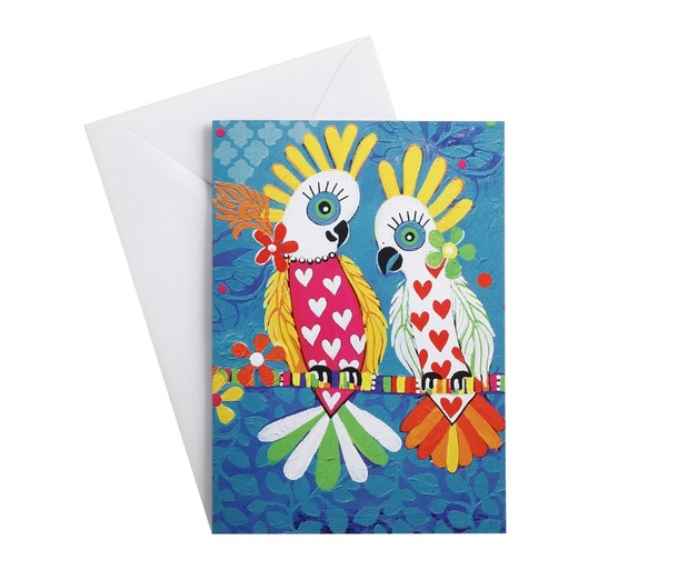 Maxwell & Williams: Love Hearts Greeting Card - Chatter