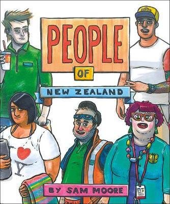 People of New Zealand by SAM Moore