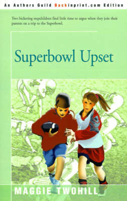 Superbowl Upset by Maggie Twohill image