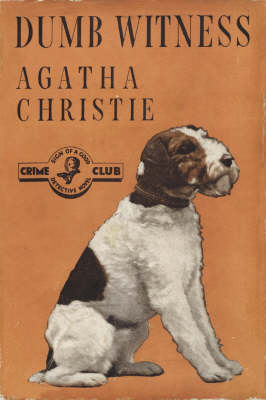 Dumb Witness (facsimile edition) by Agatha Christie image