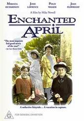 Enchanted April on DVD