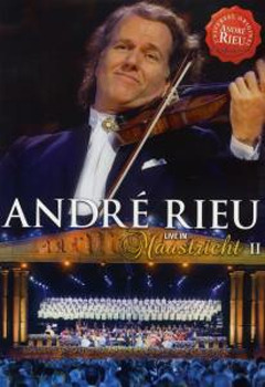 Andre Rieu - Live In Maastricht II on DVD