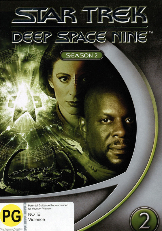 Star Trek: Deep Space Nine - Season 2 (New Packaging) on DVD