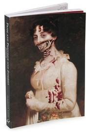 Pride and Prejudice and Zombies Journal (Small) by Jane Austen image