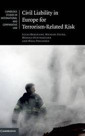 Civil Liability in Europe for Terrorism-Related Risk by Lucas Bergkamp image
