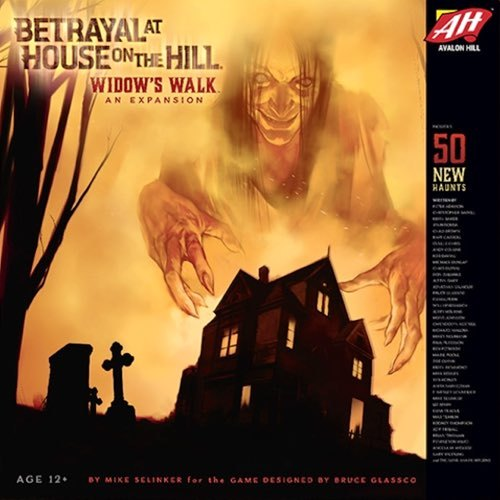 Betrayal at House on the Hill: Widows Walk image