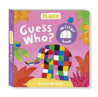 Elmer: Guess Who? by David McKee image