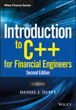 Introduction to C++ for Financial Engineers by Daniel J Duffy