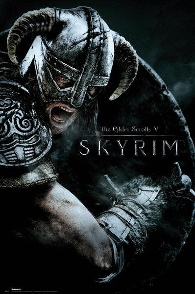 The Elder Scrolls Maxi Poster - Skyrim (581)