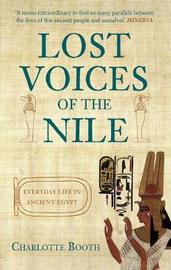 Lost Voices of the Nile by Charlotte Booth