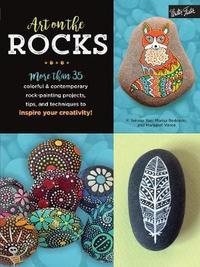 Art on the Rocks by F. Sehnaz Bac