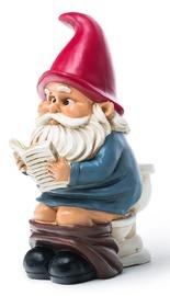 BigMouth: Garden Gnome On A Throne