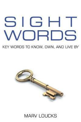 Sight Words by Marv Loucks image