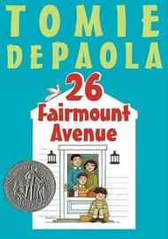 26 Fairmount Avenue by Tomie de Paola