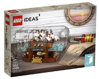 LEGO Ideas - Ship in a Bottle (21313)