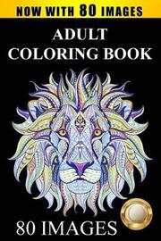 Adult Coloring Book by True Roots Coloring