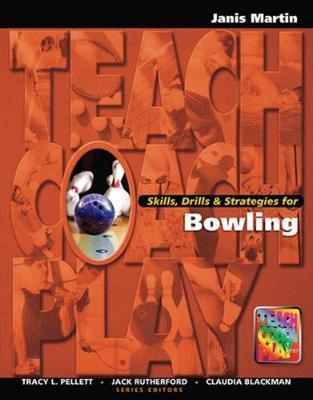 Skills, Drills & Strategies for Bowling by Jan Martin image