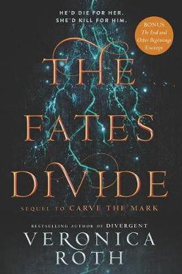 The Fates Divide by Veronica Roth image