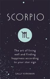 Scorpio by Sally Kirkman