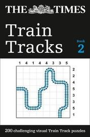 The Times Train Tracks Book 2 by The Times Mind Games