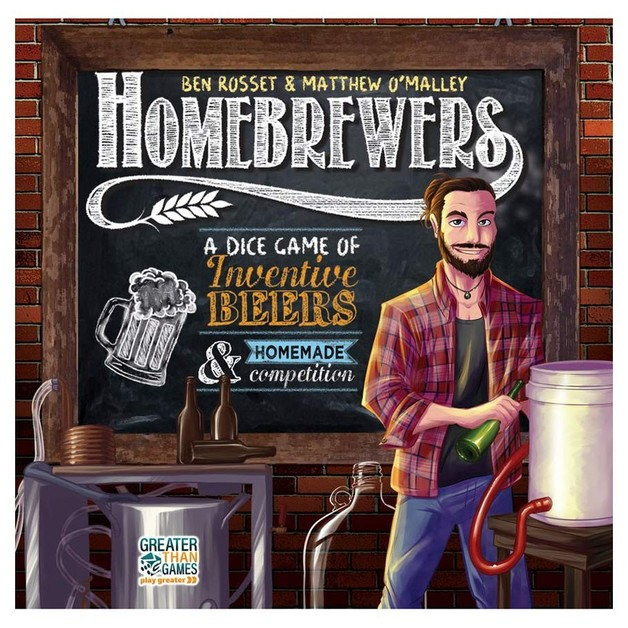 Homebrewers - Board Game