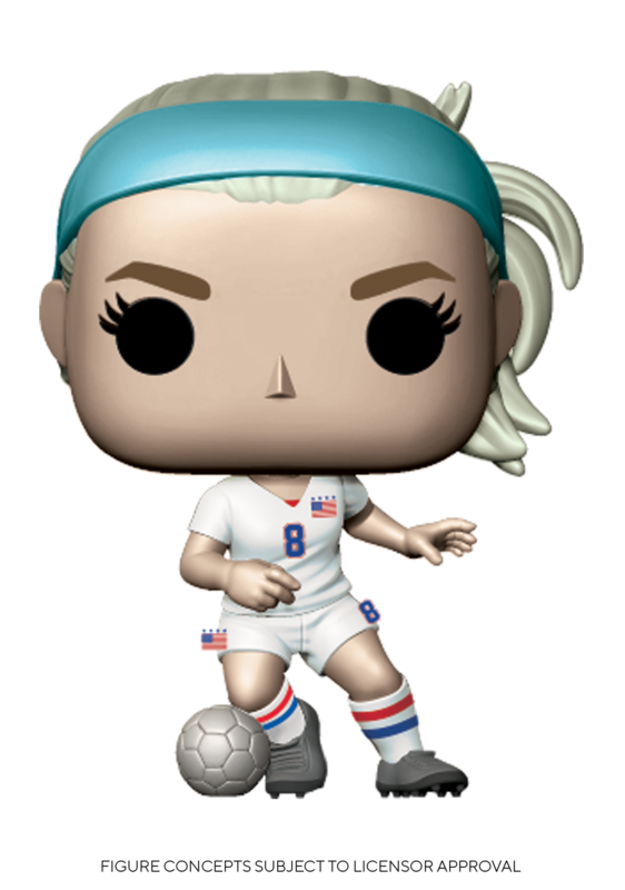 USWNT: Julie Ertz - Pop! Vinyl Figure