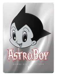 Astro Boy  Deluxe Dvd Collection 1 (11 Disc Set) on DVD image