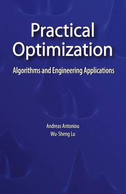 Practical Optimization by Andreas Antoniou