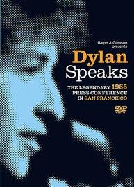 Dylan Speaks on DVD