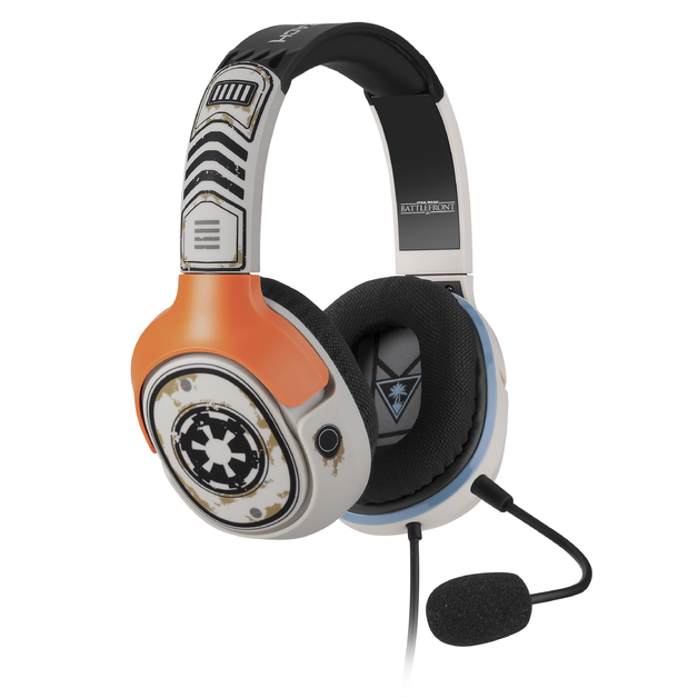 Turtle Beach Star Wars Battlefront Sandtrooper Gaming Headset (PS4, Xbox One & PC) for PS4