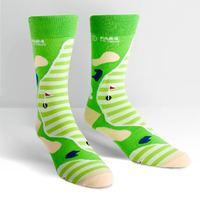 Mens - Par 4 Crew Socks