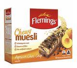 Flemings Chewy Muesli - Apricot Choc Chip (180g)