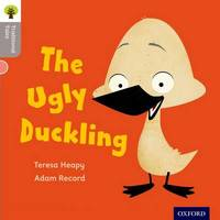 Oxford Reading Tree Traditional Tales: LEvel 1: The Ugly Duckling by Teresa Heapy