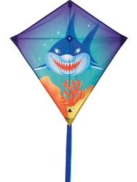 "HQ Kites: Eddy Sharky - 27"" Diamond Kite"