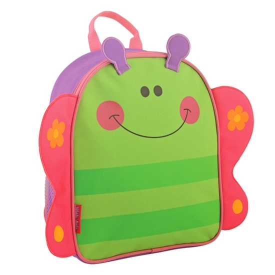 Stephen Joseph Mini Sidekick Backpack - Butterfly
