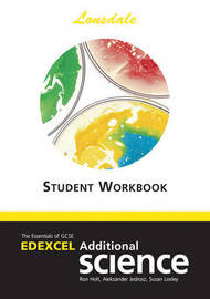 GCSE Edexcel Additional Science Workbook by John Watts image