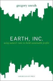 Earth, Inc. by Gregory Unruh image